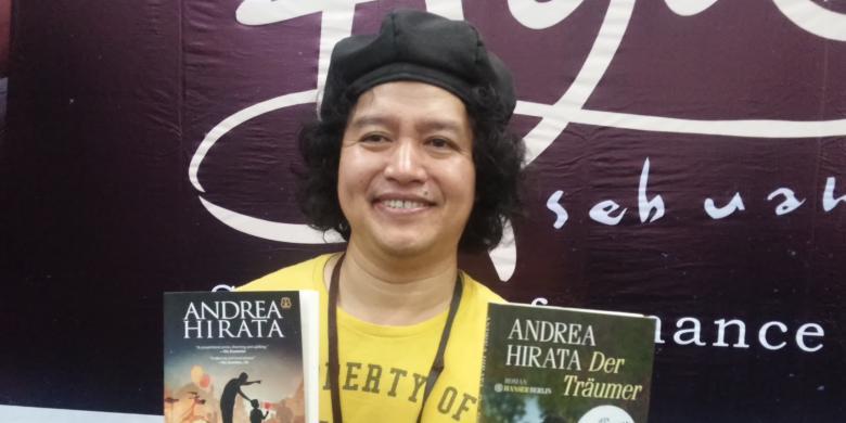 Review Novel Ayah-Andrea Hirata dan kumpulan namaanehnya