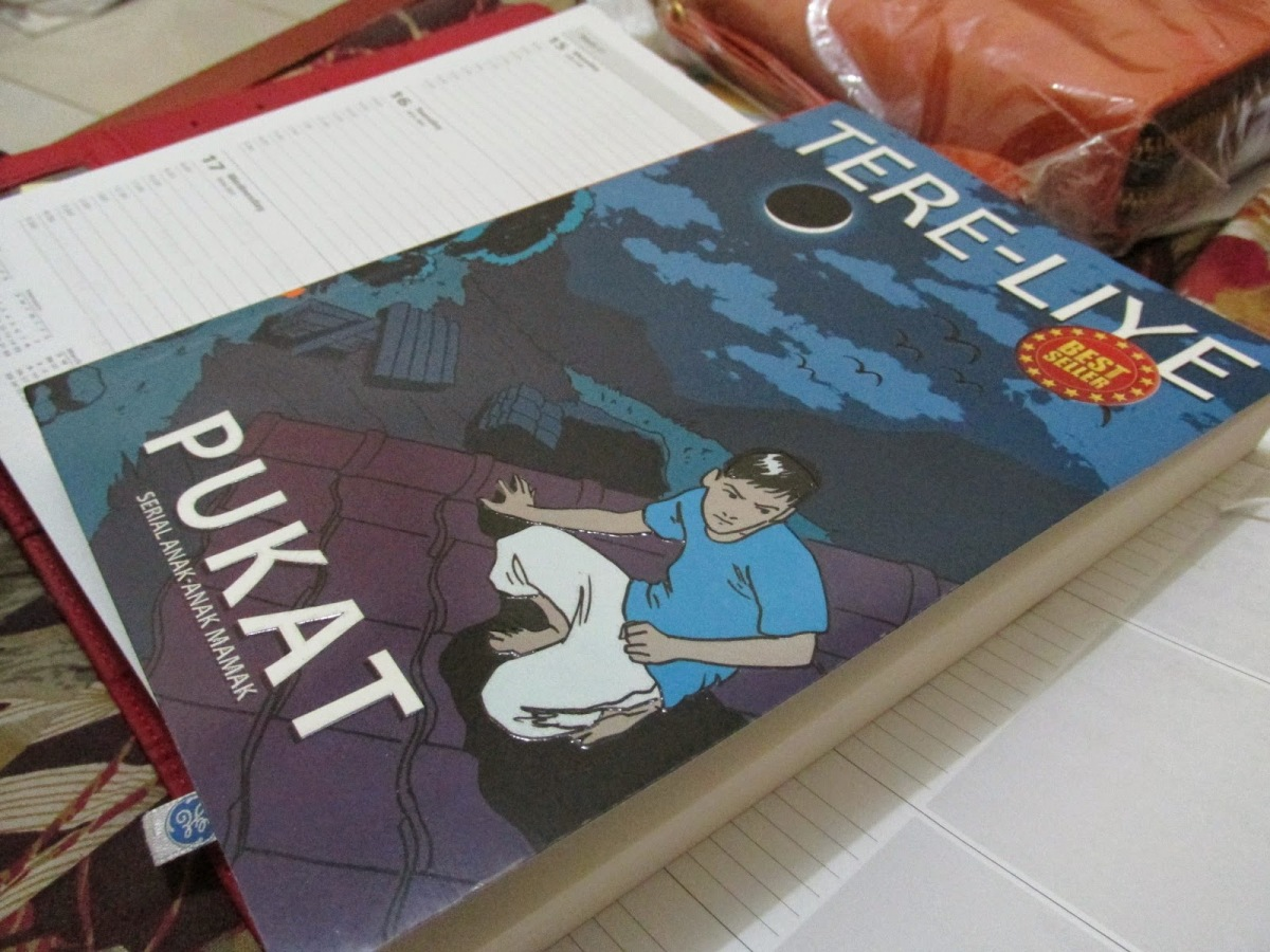 Review Novel Pukat-Tere Liye