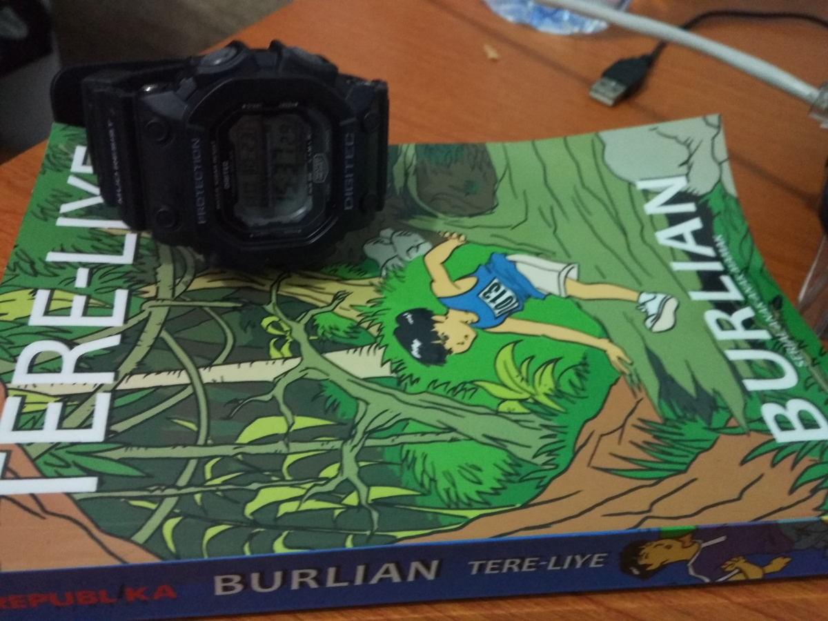 Review Novel Burlian-Tere Liye